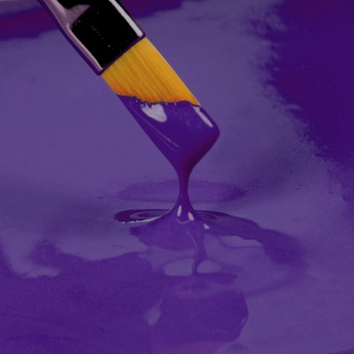 PAINT IT! - Peinture comestible Mauve de Rainbow dust